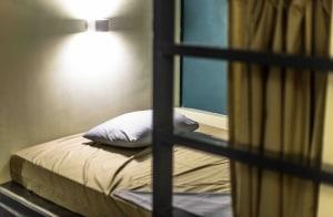 best hostel koh rong, nest beach club, cambodia