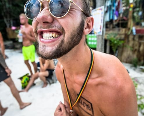 Best party hostel Koh rong cambodia