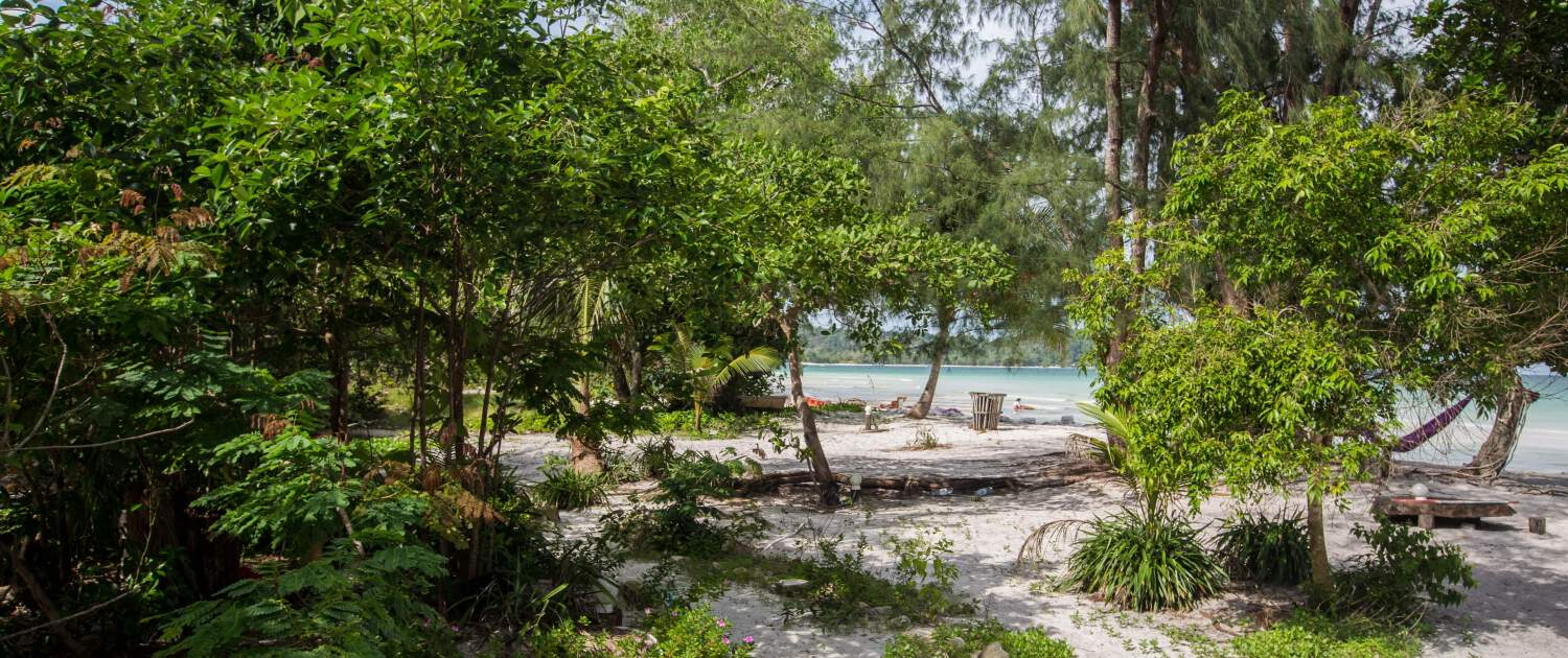 Beachtime on Koh Rong, Hostel in Cambodia