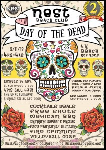 NEST DAY OF THE DEAD party-event-kohrong